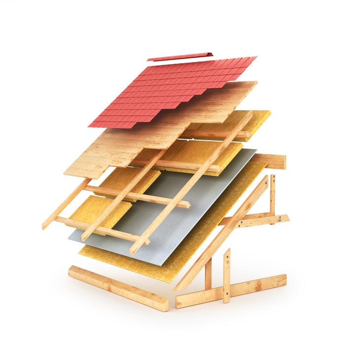 Isolation toiture inclinée - Solvari