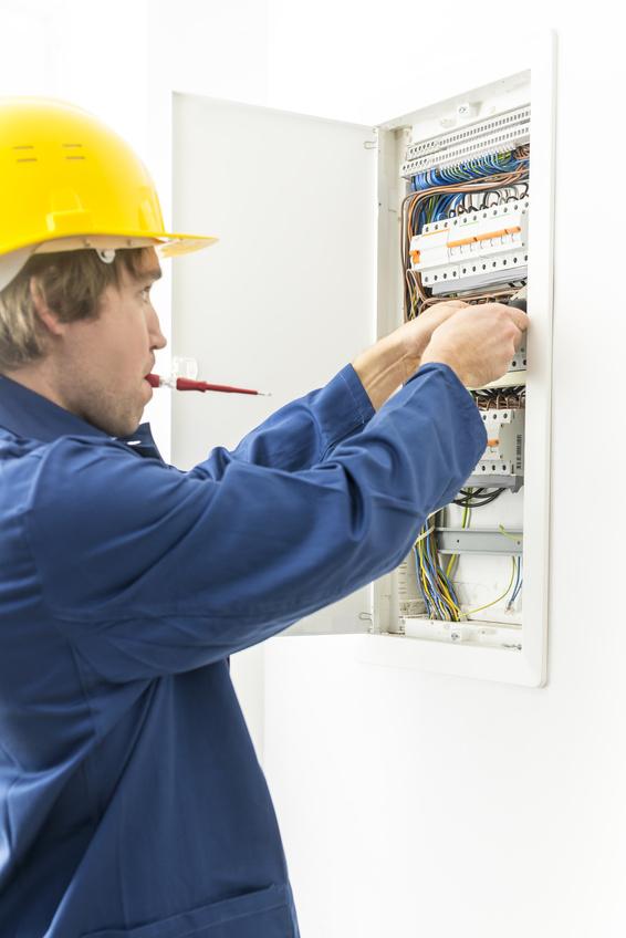 Déroulement d'une rénovation électrique