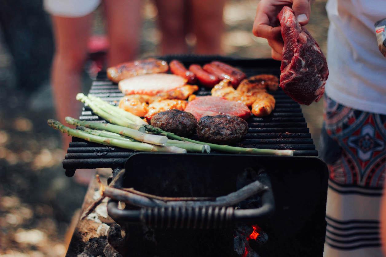 Barbecue Blog - Viande sur le grill