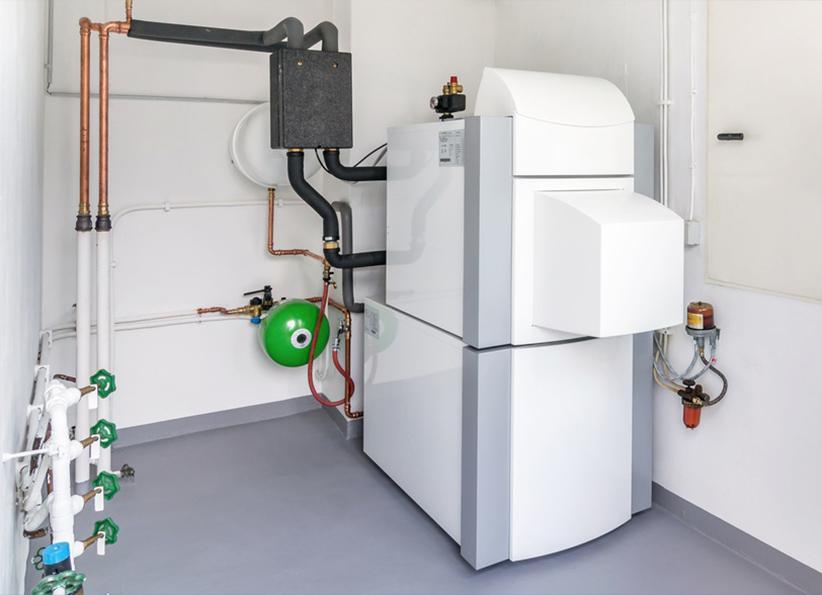 Een mazoutketel gebruikt olie om je woning te verwarmen